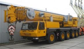 Автокран 130 тонн  GROVE